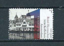 2011 Netherlands NZH Koffiehuis Amsterdam Used/gebruikt/oblitere - Periode 1980-... (Beatrix)