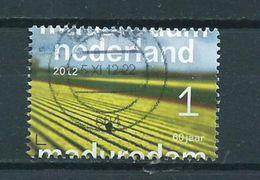 2012 Netherlands Madurodam Used/gebruikt/oblitere - Periode 1980-... (Beatrix)