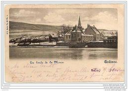 GODINNE ..-- Nels 22 , N° 1 .  Les Bords De La Meuse . Voir Verso . - Yvoir