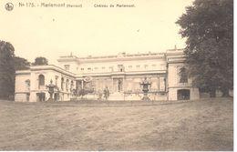 Château En Belgique - Mariemont - Château De Mariemont - Châteaux
