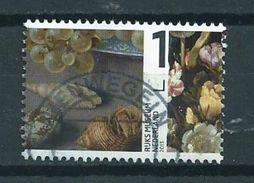2013 Netherlands Rijksmuseum,art,kunst Used/gebruikt/oblitere - Periode 1980-... (Beatrix)