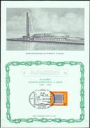Deutschland Germany Allemagne - 350 Jahre Rechenmaschine (MiNr: 778 Aus 1973) 1996 - Gedenkblatt !lesen/read/lire! - Storia Postale
