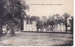 Beuvron En Auge Le Chateau    Hotel De La Boule D'Or - Lisieux