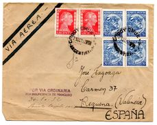 Carta De Argentina De 1952 - Lettres & Documents