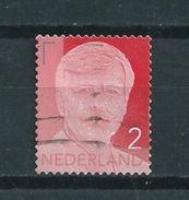 2014 Netherlands King Willem Alexander,value 2 Used/gebruikt/oblitere - Gebruikt