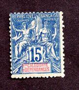Nouvelle Calédonie N°46 N* TB Cote 38 Euros !!! - Nouvelle-Calédonie