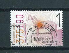 2011 Netherlands Dierengeneeskunde,horse Used/gebruikt/oblitere - Periode 1980-... (Beatrix)