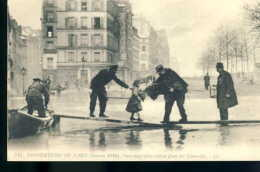 P 9924  Paris Inondations 1910 - Inondations De 1910