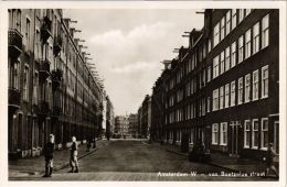 CPA AMSTERDAM-West Vn Boetzelstaat P. Camphuysen NETHERLANDS (602740) - Amsterdam