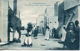 Casablanca - Ville Nouvelle Indigène - Quartier Réservée (002161) - Casablanca