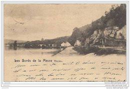 WEPION ..-- Nels 7 , N° 51 . Bords De Meuse . 1900 Vers LIEGE ( Melle Rosalie TONGLET ) .  Voir Verso . - Namur