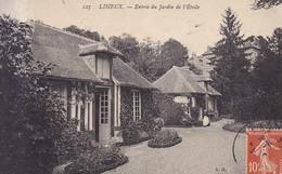 Lisieux Entree Du Jardin De L'Etoile 1912 - Lisieux