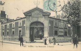 PARIS - Boulevard Port Royal Et Rue Saint Jacques,entrée De La Maternité. - District 14