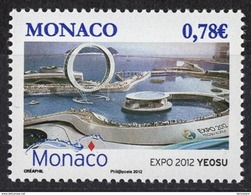 MONACO 2012  - Y.T. 2825 - NEUF ** - Ungebraucht