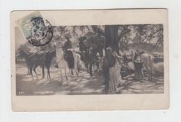SALON 1906 / JOUR DE MARCHE DANS UN VILLAGE MEXICAIN Par P. RIBERA - Paintings