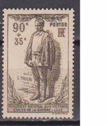 FRANCE      N° YVERT  :    420    NEUF AVEC  CHARNIERES - Unused Stamps