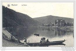 WAULSORT ..--  La Meuse . - Hastière