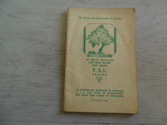 Koken  Kookboek  Recepten - De Kunst Om Konserven Te Maken 43 Blz. - Sterilizeerbokalen V.S.L. Val Saint - Lambert - Autres Collections