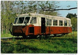CERNAY-SENTHEIM (68) AUTORAIL BILLARD N° 9132 De 1946 Ex CFD AUTUN - Détails Sur Le 2ème Scan - Trains