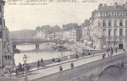 Bayonne - Les Quatres Ponts Sur La Nive 1903 (002172) - Bayonne