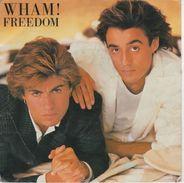 COLLECTION DISQUE 45T Wham (1984 - EUROPOP) Freedom (instrumental Et Chanson) - Disco, Pop