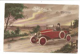 :   VERLAINES   Amities  De - Verlaine