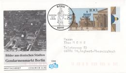 Duitsland - FDC 14-8-1996 - Bilder Aus Deutschen Städten (I) - Michel 1877 - FDC: Briefe