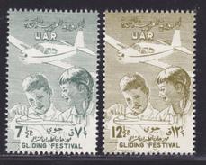 SYRIE AERIENS N°  144 & 145 ** MNH Neufs Sans Charnière, TB  (D2481) - Syrie