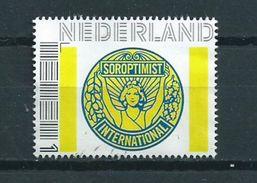 Netherlands Soroptimist International Used/gebruikt/oblitere - Niederlande