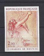 France Non Dentelé N° 1742 ** Neuf Sans Charnière TB - France