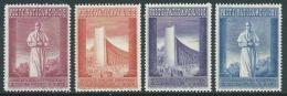 1958 VATICANO ESPOSIZIONE DI BRUXELLES DA FOGLIETTO MNH ** - X18-8 - Vatican