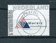 Netherlands Marnic Uitzendbureau Used/gebruikt/oblitere - Niederlande