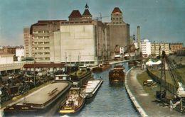 PANTIN...les Grands Moulins.canal De L Ourcq ..edit Raymon - Pantin