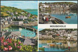 Multiview, Mousehole, Cornwall, 1969 - John Hinde Postcard - England