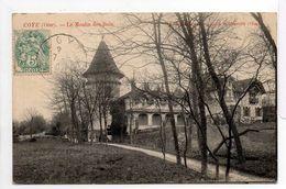 - CPA COYE (60) - Le Moulin Des Bois 1907 - Photo E. De Rozycki - - Frankrijk