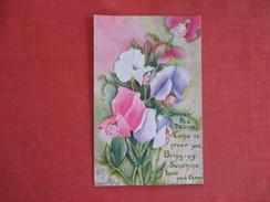 Fantasy Sweet Pea Babies --  ----ref 2752 - Postcards