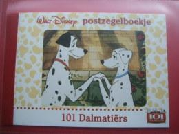Prestigeboekjes, Special Booklets. Mnh  Disney 101 Dalmatiers - Carnets Et Roulettes