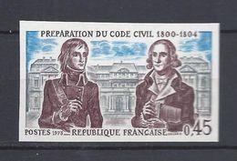 France Non Dentelé N° 1774 ** Neuf Sans Charnière TB - France