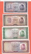 IRAN 1333.   4 Billets Neufs. - Iran