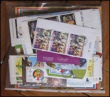 Départ 1 Euro (lot 3a) THEMATIQUE Collection De + 100 BLOCS  TB Cote Jeux Olympiques (olympic) Sport FOOTBALL (soccer) - Collections (sans Albums)