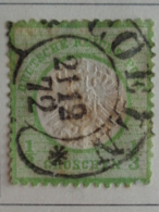 EMPIRE 1872 MICH. N° 17 - GRAND AIGLE  1/3 GROSCHEN VERT - Germany