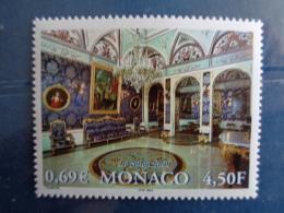 MONACO 2001  Y&T N° 2311 ** -  LE SALON BLEU - Monaco