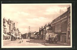 Pc Ashford, Geschäfte In Der High Street - England