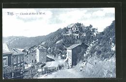 AK Tilff, Chemin De Sur Le Mont - Belgique