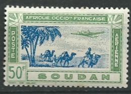 Soudan Français - Aérien    - Yvert N°  17 * - Ah 24417 - Soudan (1894-1902)