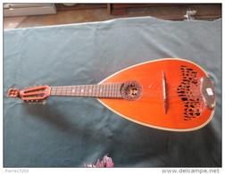 Mandoline Meinel Et Herol Ancienne - Musical Instruments