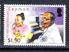 Cayman Islands  - 2012.  Assistenza Via Radio. Spikers  Assistance. MNH - Professioni