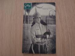 CPA CALLAIS 62 BEAUTE CAMBODGIENNE A L'EXPOSITION DE CALAIS 1908 - Calais