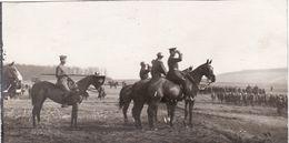 Foto März 1920 RANSBACH-BAUMBACH (Westerwald) - Amerikanische Soldaten, 50th Infantry, Gén Tureman Allen (A184, Ww1) - Allemagne