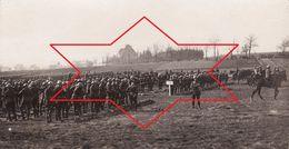 Foto März 1920 RANSBACH-BAUMBACH (Westerwald) - Amerikanische Soldaten, 50th Infantry (A184, Ww1, Wk 1) - Allemagne